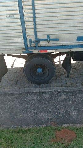 Vendo caminhão 608, ano 78 - Foto 7