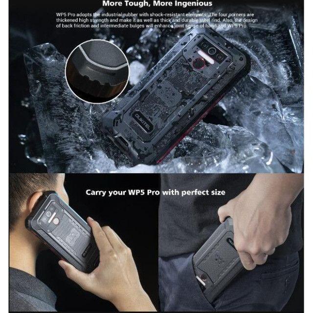 Smartphone Oukitel Wp5 Pro 8000mah Android 10 4gb/64gb - Foto 3