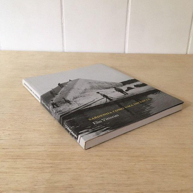 Sardenha como uma infância - Elio Vittorini - Cosac Naify