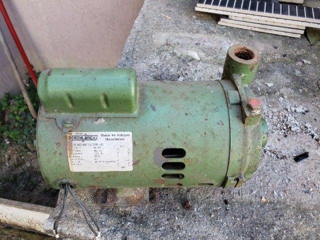 Bomba d'água 1/3 cv monofásico