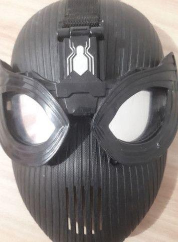 Homem Aranha. Máscara do Homem Aranha ORIGINAL - Foto 4