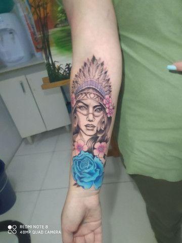 Tatuagem em promoção - Foto 4