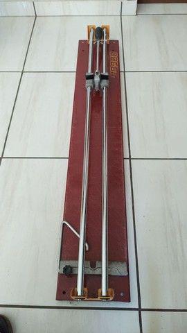 Cortador de piso manual capacidade até 900 mm - HD900 - R$189,00<br><br> - Foto 3