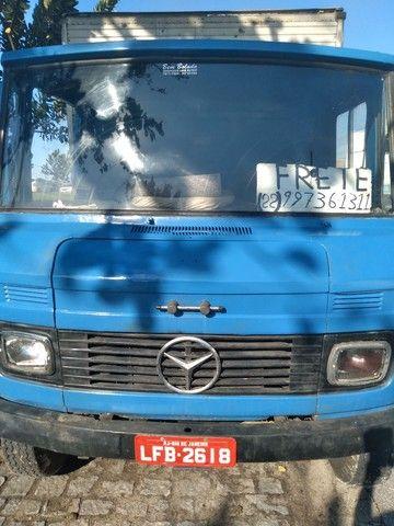 Vendo caminhão 608, ano 78 - Foto 16