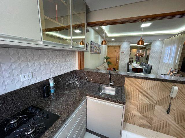 Vendo Apartamento Mobiliado (pronto p morar)  - Foto 6