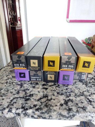10 Caixa Nespresso Original Lacradas