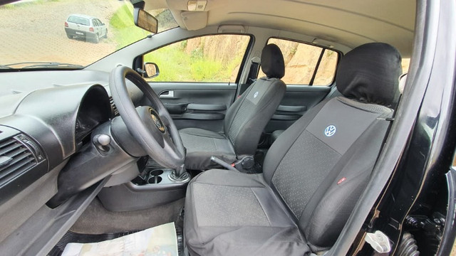 VW Fox G1 1.0 Preto Completo (-Ar) - Foto 4