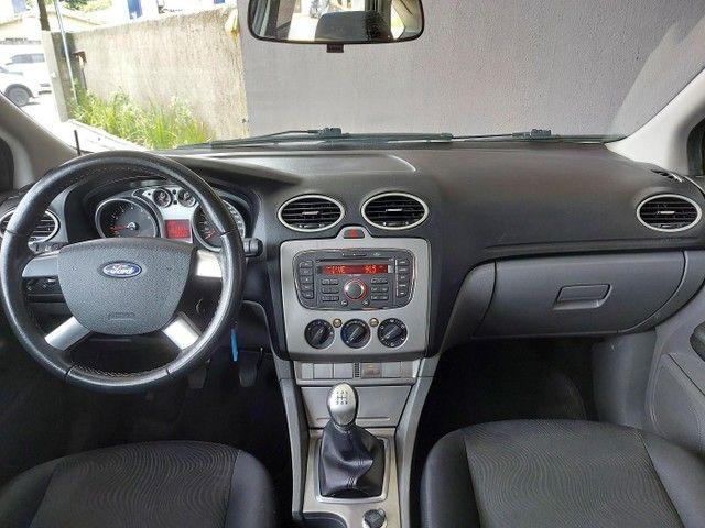 Ford Focus Hatch GLX 1.6 16v 2013 Emplacado e Revisado - Foto 5