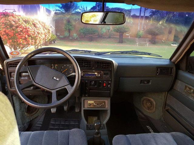 Monza SL/E 2.0 de 1989. Carro antigo, conservado, de Família e com baixa quilometragem. - Foto 5