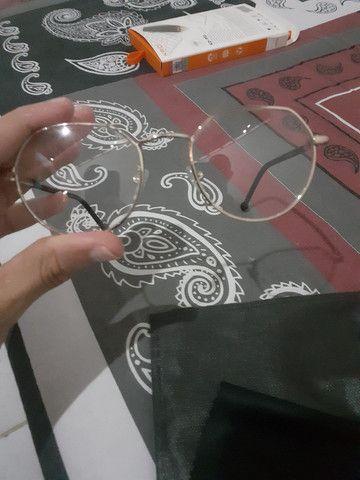 Óculos retro  - Foto 2