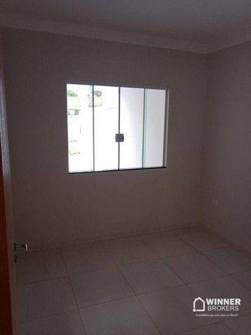 Casa com 2 dormitórios à venda, 64 m² por R$ 250.000 - Portal das Torres - Maringá/Paraná - Foto 5