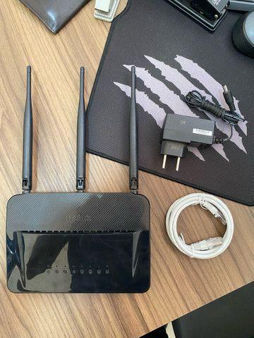 Roteador D-Link 750Mbps DIR-809 - Foto 3