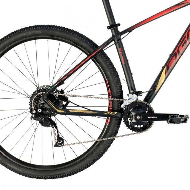 Bicicleta Oggi Big Wheel 7.0 Alivio 2021 - Foto 2