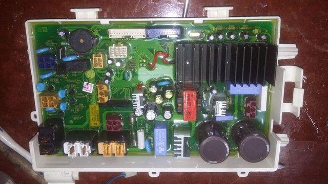 Placas LG Qualquer Modelo para Máquina Lava&Seca - Foto 2