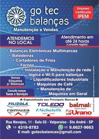 Fonte Balança Toledo Prix 3 Fit 15kgs Original - 7.7V 0,6ah * Nova Garantia * - Foto 5