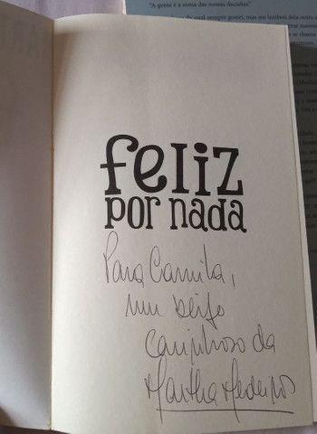 Livros Coleção - Martha Medeiros - 6 livros - Foto 3