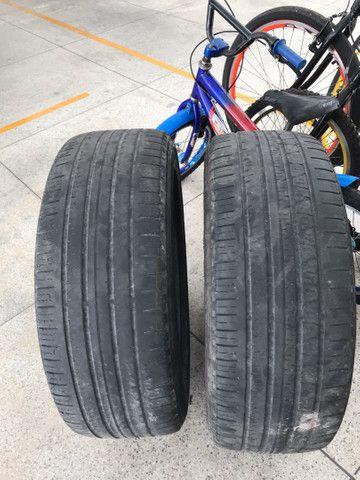 Pneu usado Pirelli Aro 18 - Foto 2
