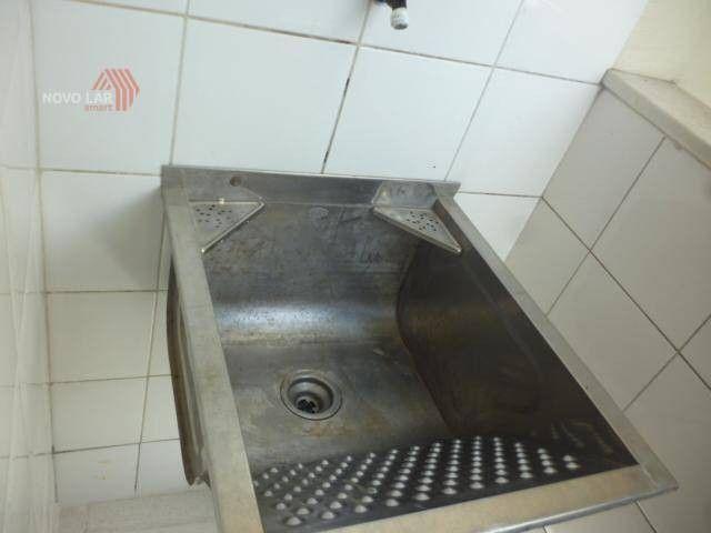 Apartamento com 1 dormitório para alugar por R$ 1.000,00/mês - Pedreira - Belém/PA - Foto 19