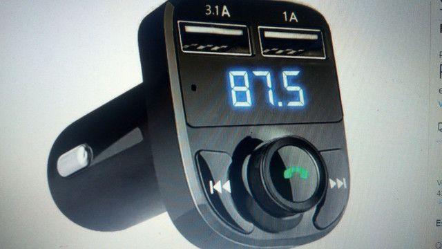 Dexapega car olx carregador blouthoff cartao memoria - Foto 2