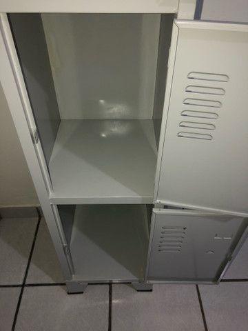 Vendo armário de aço - Foto 5