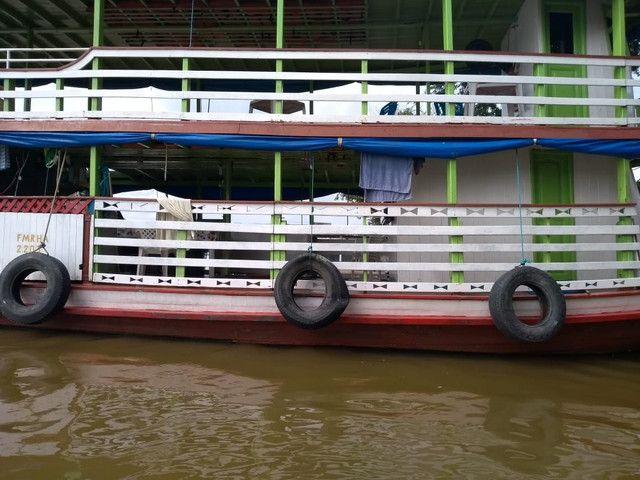 Vende-se um Motor Barco De Itauba - Foto 2