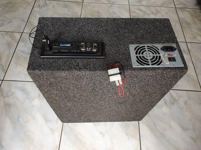 Caixa de som residêncial - Foto 5