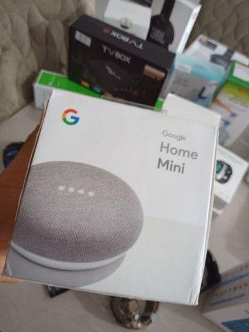 Google home mini assistente virtual