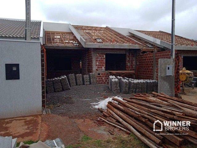 Casa com 2 dormitórios à venda, 64 m² por R$ 250.000 - Portal das Torres - Maringá/Paraná