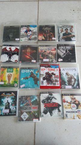 Jogos Playstation 3 - PS3