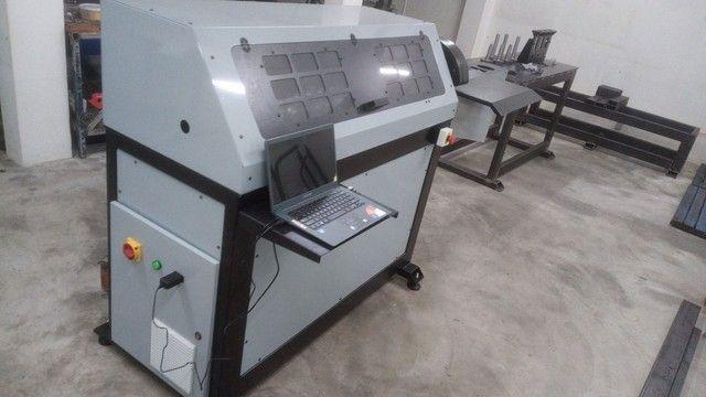 Aramado CNC 3D