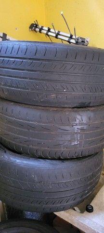 pneus 16 meia vida  - Foto 2