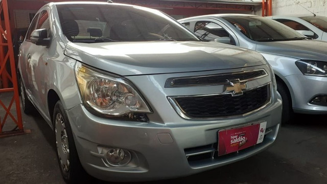 15- Chevrolet Cobalt LS 1.4 8V Flex 2012 Parcelas de R$699 - Foto 4