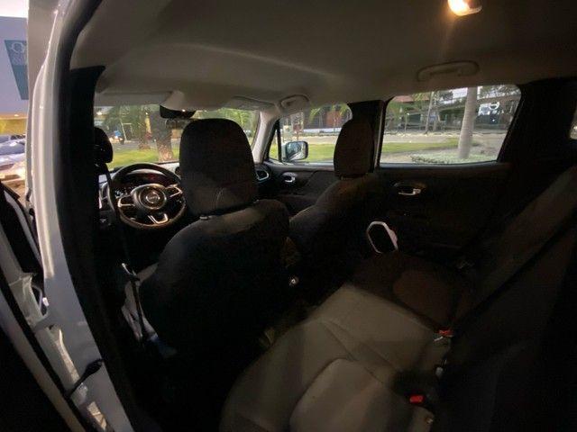 Jeep Renegade Flex 2019 Aut. Único Dono e Baixa Km  - Foto 10