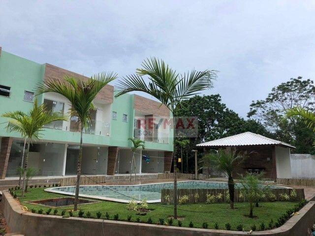 Village Cond. Arecace Imbassai com 2 suítes, 70 m² por R$ 400.000 - Imbassai - Mata de São - Foto 6