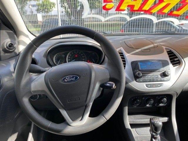 Ford Ka SE 1.0 - 2019 - Novíssimo, Revisado e C/ Garantia - Foto 8