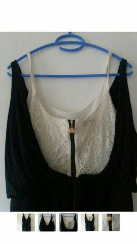 Vestido preto - Foto 2