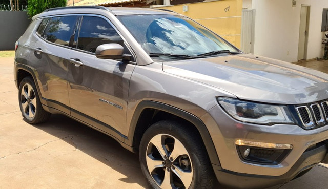 Jeep Compass Longitude Diesel impecavel - Foto 3