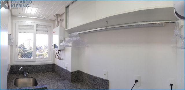 Apartamento com 3 dormitórios, 2 vagas, sacada com churrasqueira, infra completa, Dubai - Foto 11