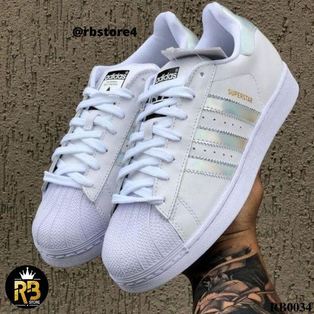 Tênis Adidas Superstar - Foto 5