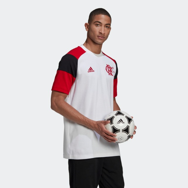 Camiseta CR Flamengo Icon 2020 - Foto 2