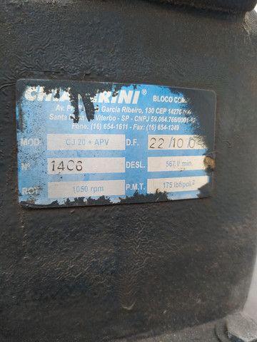 Compressor de ar comprimido ALTA PRESSÃO - Foto 2