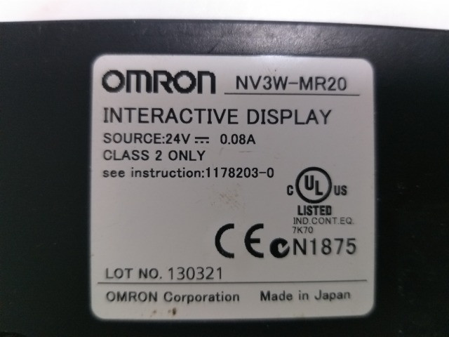 IHM - NV3W-MR20 - Mono Lcd - Foto 3