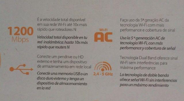 Roteador WI-FI Router DIR-815 - Foto 3
