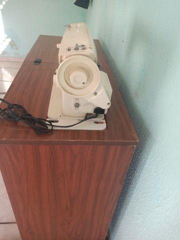 Máquina de costura confecção e reparos - Foto 2