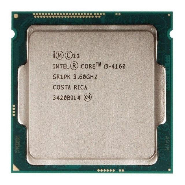 Processador gamer Intel Core i3-para placa mãe 1150