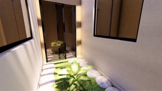 Linda Casa Residencial Betaville com Piscina Próxima da U.F.M.S - Foto 11