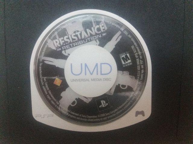 Jogos de PSP (*a partir de R$ 30) - Foto 4