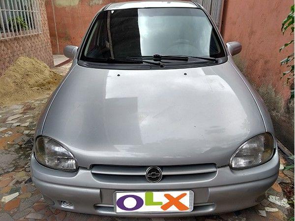 Vendo Corsa Sedan GLS 1.6 MPFi 16V 1998 - Foto 4