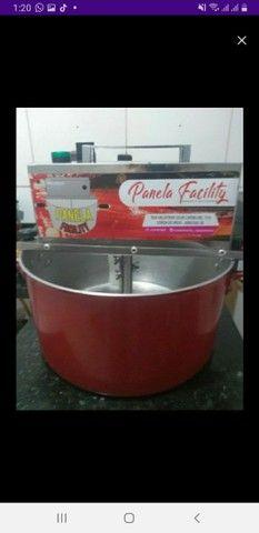Panela facility  para fazer recheio e doces  - Foto 2