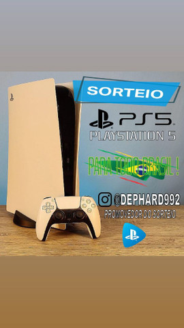Playstation 5 - 10 reais
